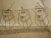 Latelier.alicia Veste Watson Papercut 2