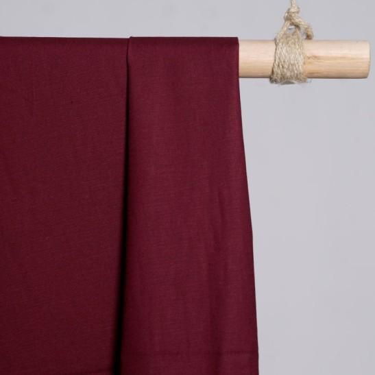 achat-tissu-chino-bordeaux-au-metre